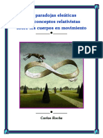 Las Paradojas Eleáticas y Los Conceptos Relativistas Sobre Los Cuerpos en Movimiento