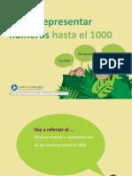 NUMEROS HASTA EL 1000  PARA CUARTO BÁSICO.ppt