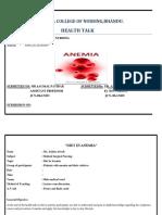 health talk anemia (2).docx