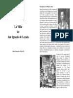 Vida De San Ignacio