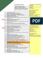 Ing-myc-04-19 Matriz de Control de Item de Obra
