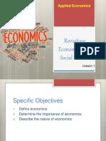 lesson1revisitingeconomicsasasocialscience-170908053535