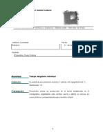 Analisis Edipo Rey - Edipo y Yocasta