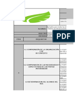 Lista de Verificación Bartori