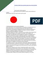 curso japones