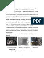 Esfuerzos Insitu en la estabilidad de estructuras subterraneas