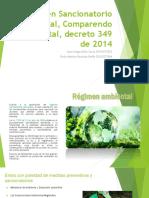 2. Régimen Sancionatorio Ambiental