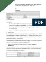 Memoria Descriptiva Para Opinion de Extracción de Materiales de Acarreo en Cauces Naturales de Agua (2)