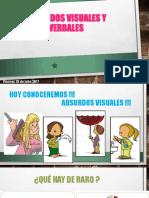 Absurdos Visuales y Verbales.pptx
