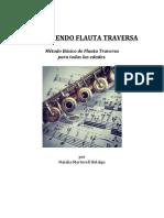 Aprendiendo Flauta Traversa - Básico - Natalia Martorell.pdf