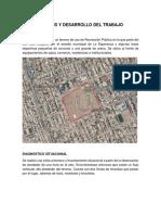 Propuesta de espacio público