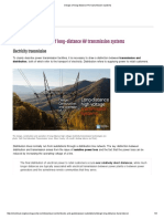 Design and Construction of Long-distance HV Transmission Systems 2