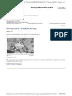 Steering Control Valve (HMU Steering) 962H
