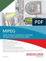 Mipeg Rope Speed d403