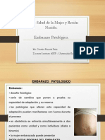 Clase 5 Embarazo Patologico