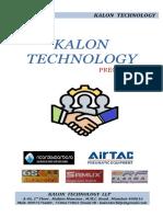 Kalon Profile