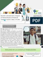 Jovenes y Primer Empleo 2019 Red Continental por el derecho a la proteccion social