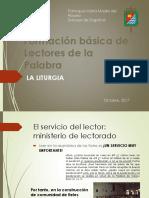 Formación Básica de Lectores de La Palabra_II Sesión