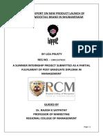 Project Report Liza