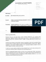 Zahtjev Za Ispravak Informacija
