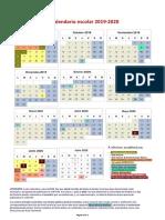 19.06 Calendario Escolar 2019-20 ( Versión Para Imprimir)1