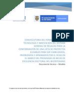 2019 03 19 Bicentenario Modelo Doc Tecnico