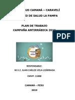Plan de Trabajo Van Can 2019...