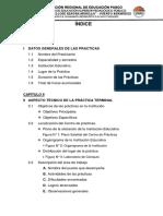 Informe de Practica Fajam
