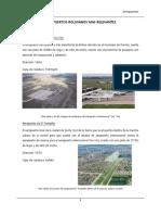 Aeropuertos Bolivianos Mas Relevantes