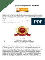 Class 12 M L Aggarwal Mathematics Solutions (2)