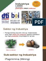 Sektor Ng Industryia AP