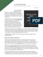 Leitura 9 - learntotradethemarket.com-How To Anticipate Your Next Trade.pdf
