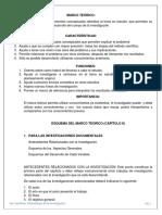Metodología. Objetivos 5-10 (1a Parte.marco Teórico)