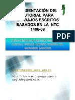 Norma Tecnica Icontec 1486 Cgi 2010