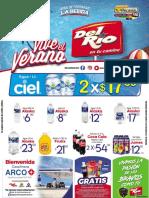 Volante Del Río vigente al 31 de julio del 2019