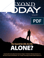 Beyond Today Magazine -- July/August 2019