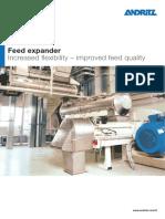 Fb Feed Expander en FICHA TECNICA