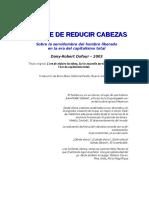 0- Prólogo - El Arte de Reducir Cabezas - Dufour