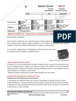 BT 005_18 - Batería de Lithium-Ion