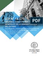 Ley 18.575