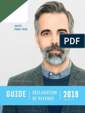 guide impot 2020 quebec ligne 361