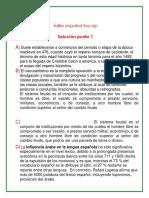 Taller Español Inscap 2