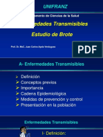 ENFERMEDADES TRANSMISIBLES 2018