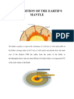 Composition of the Earths Mantle