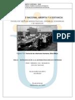 MODULO I. Administración de Empresas.