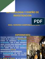 Metodologia y Diseño de Inv. Powerpoint