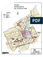 City of Peterborough draft Official Plan Figure 1 Commercial Structure