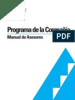 Manual Asesores Compania 2005