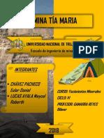Informe Mina Tia Maria