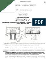 Sistemas Firestop _ Ul Product